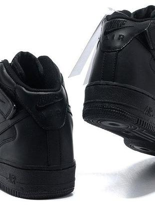 Фирменные кроссовки nike air force 1 high