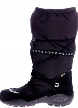 Зимові термо-чоботи ecco winter queen, р.31, данія / термо сапоги