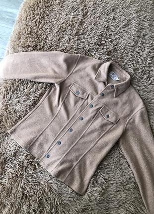 Плюшевая рубашка