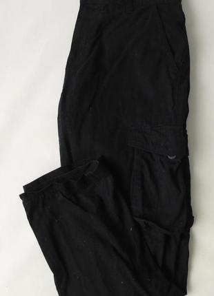 Штаны с боковыми карманами george short leg w 34 l 30