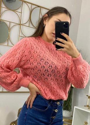Стильный итальянский свитер joleen