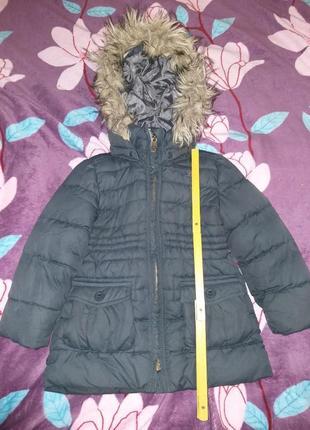 Куртка, пальто 3-4 года