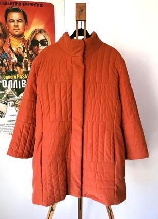 Куртка стьобана