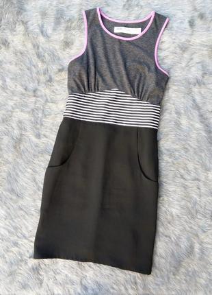 Платье чехол футляр topshop