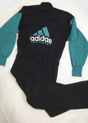 Adidas equipment vintage overall jumpsuit, костюм