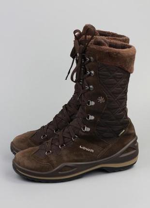 Зимние ботинки на меху