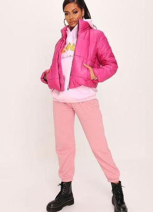 I saw it first. товар из англии. стеганная куртка. размер 46-50 новая.