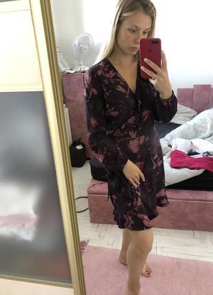 Плаття на запах /платье на запах