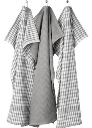 Кухонные полотенца ,в наборе 3 шт