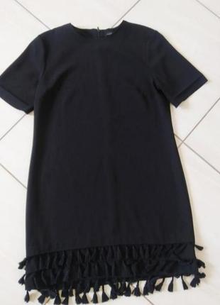 Стильне плаття пряме zara
