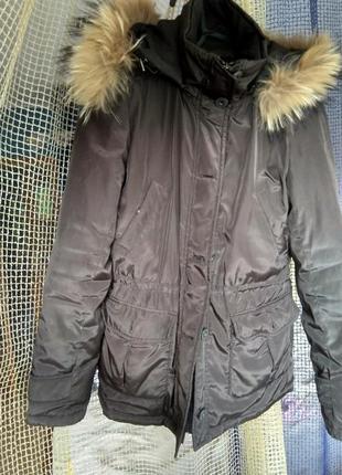 Куртка єврозима еврозима тепла зима ostin пуховик