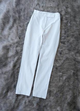 Повседневные брюки штаны постельного голубого оттенка