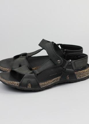 Кожаные сандалии испания
