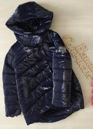 Куртка парка плащевка
