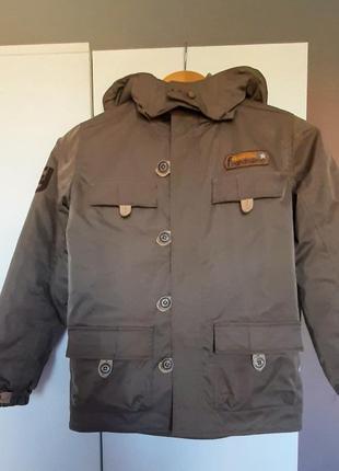 Демисезонная куртка для мальчика, frantolino, p.122.