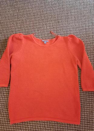 Cos. хлопковый свитер