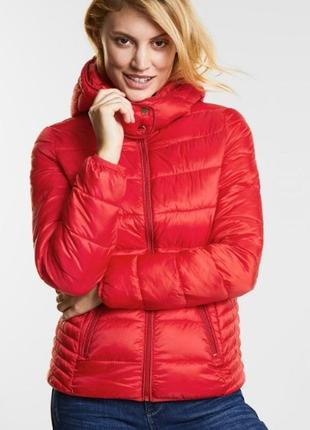 Фирменная деми куртка от немецкого бренда street one, 44p