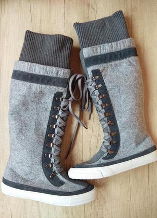Кеды, ботинки, сапоги