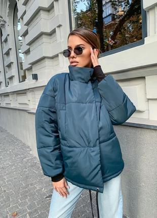 Куртка оверсайз👍тренд 2020👍