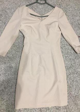 Платье с сюрпризом