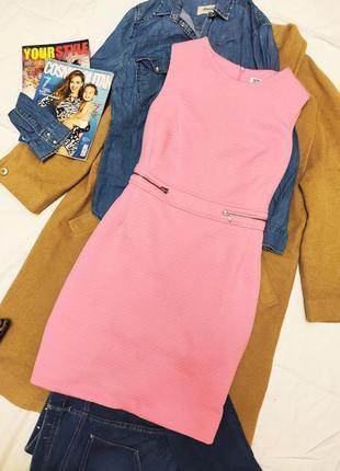 Платье розовое сарафан debenhams