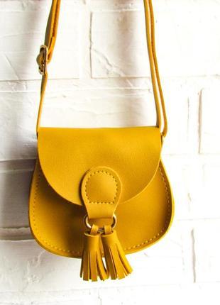 Маленька сумочка для дівчинки