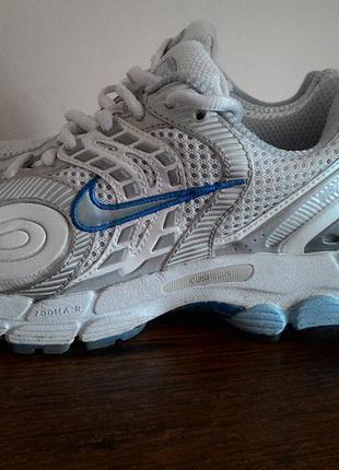 Nike zoom air кроссовки для бега спорта фитнеса размер 38.5