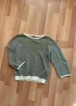 Топ свитер короткий cos