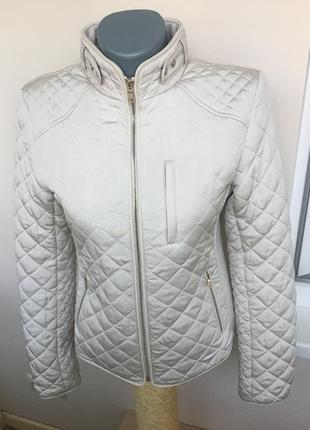 Куртка стёганная на осень, весну zara