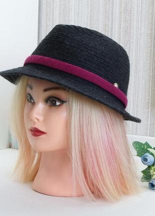 Шикарная шляпа helen kaminski. оригинал