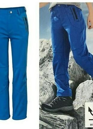 Термо штаны, брюки crivit (германия) 8-10 лет