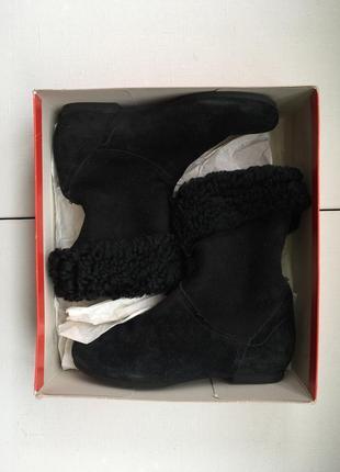 Новые ботинки на меху hogl