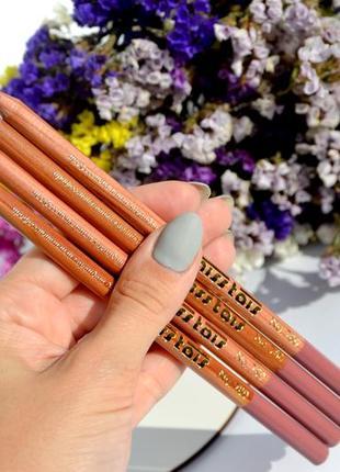 ''780'' miss tais професійні олівці в нюдових тонах. ти знайдеш свій!
