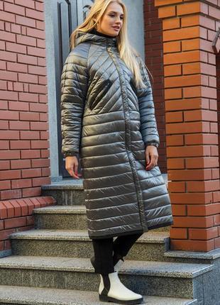 Новинка! молодежное демисезонное пальто виола - 44-48 рр