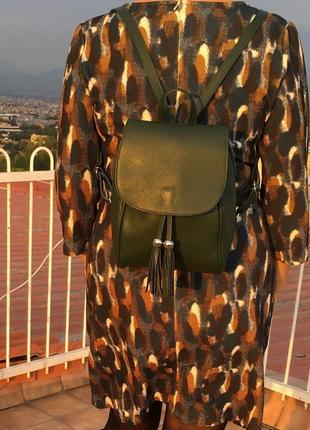 Рюкзак кожаный zora