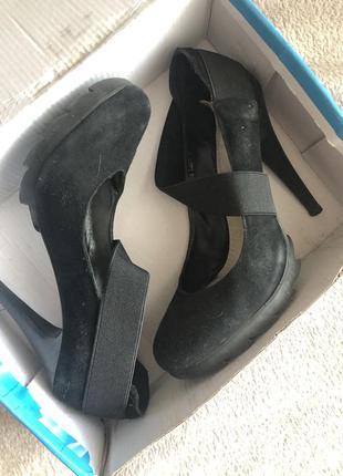 Туфли (каблук 9 см)