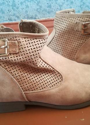 Ботинки ботиночки сапоги сапожки сникерсы кожаные