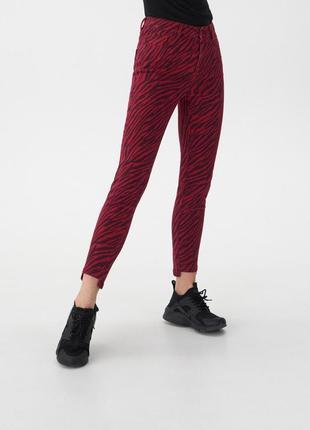 Яркая осень в модных джинсах от польского house супер скидка