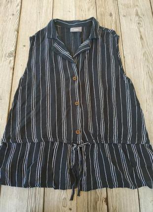 Блуза з комірцем