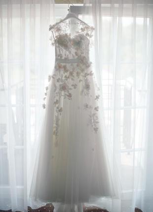 Весільна сукня від дизайнера оксана муха