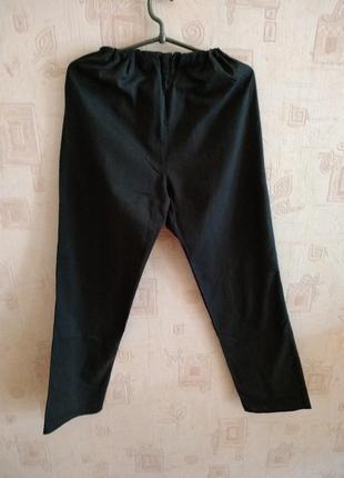 Штаны брюки тонкие котоновые рабочая форма