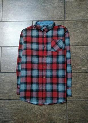 Байковая рубашка # рубашка # тёплая рубашка