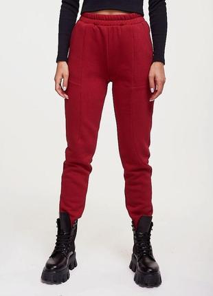 Теплые женские штаны женские