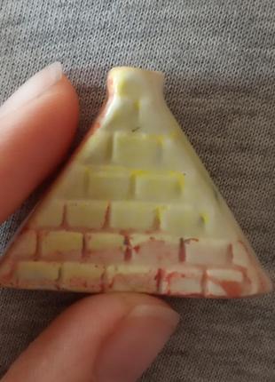 """Аромакулон """"пирамида"""". ароматический кулон"""