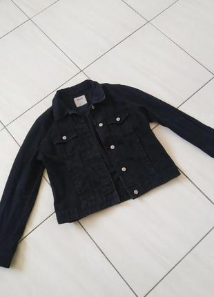 Чорна джинсовка