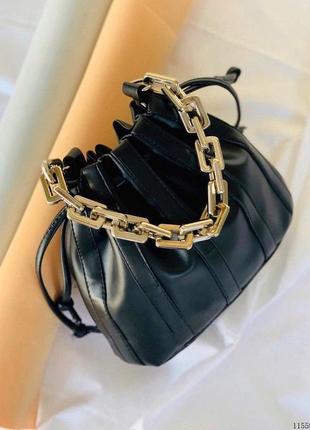Черная женская сумка