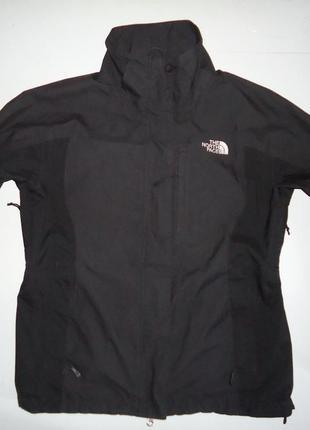 Куртка the north face женская черная (l)