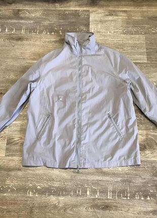 Куртка armani jeans ветровка рефлектив