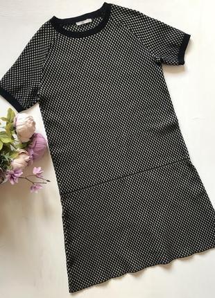 Платье туника свободного силуэта cos размер s