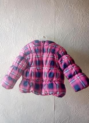 Отличная детская куртка на девочку baby club